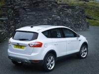 Ford выпустит конкурента Nissan Qashqai в 2008 году
