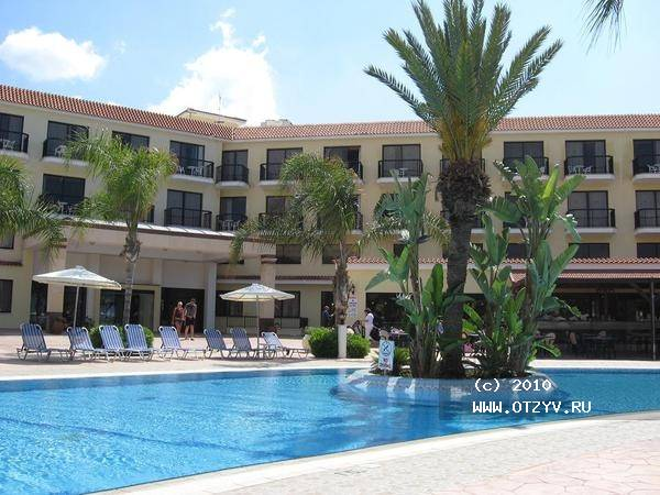 Anmaria hotel 4 кипр айя напа