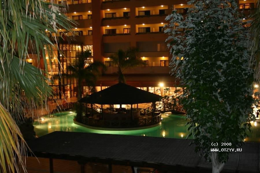 Park hotel испания
