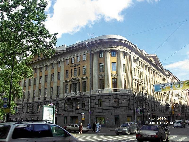 мини-отель басков санкт-петербург отзывы