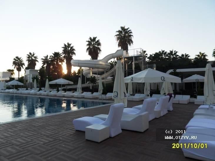 Q Premium Resort, Турция, Аланья - отзывы туристов, туры, фото ...