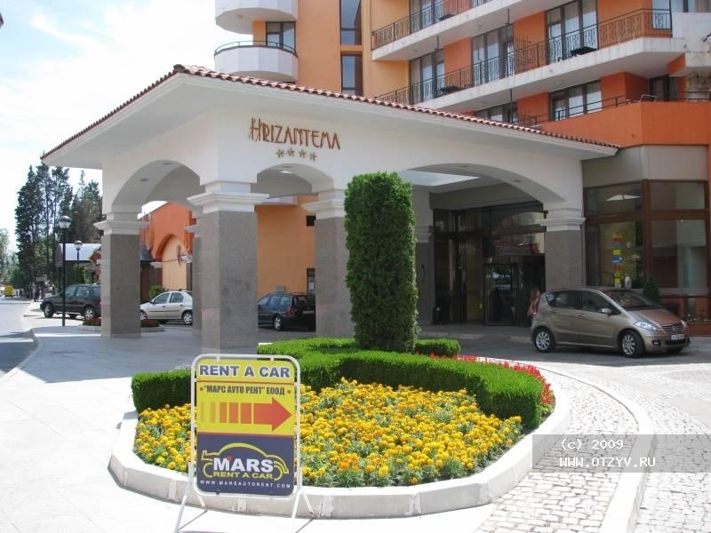 Болгария хризантема