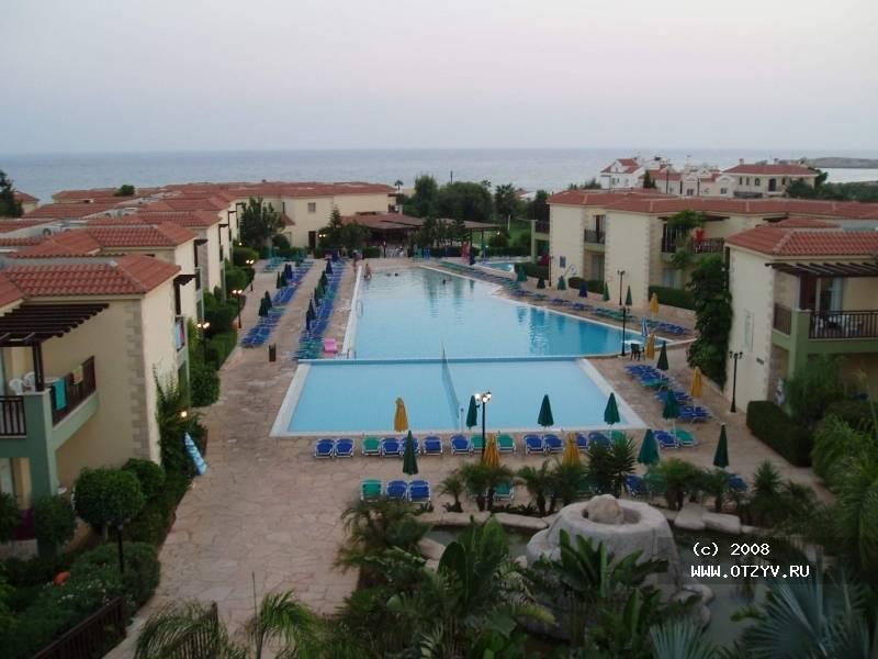 Freij resort 4 айя напа