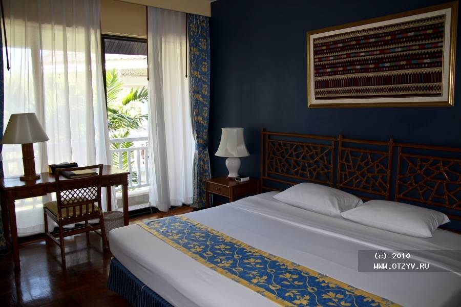 Outrigger Laguna Phuket Beach Resort 5 Пхукет  отзывы